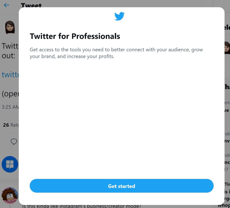 推特将面向企业用户推出专业版本