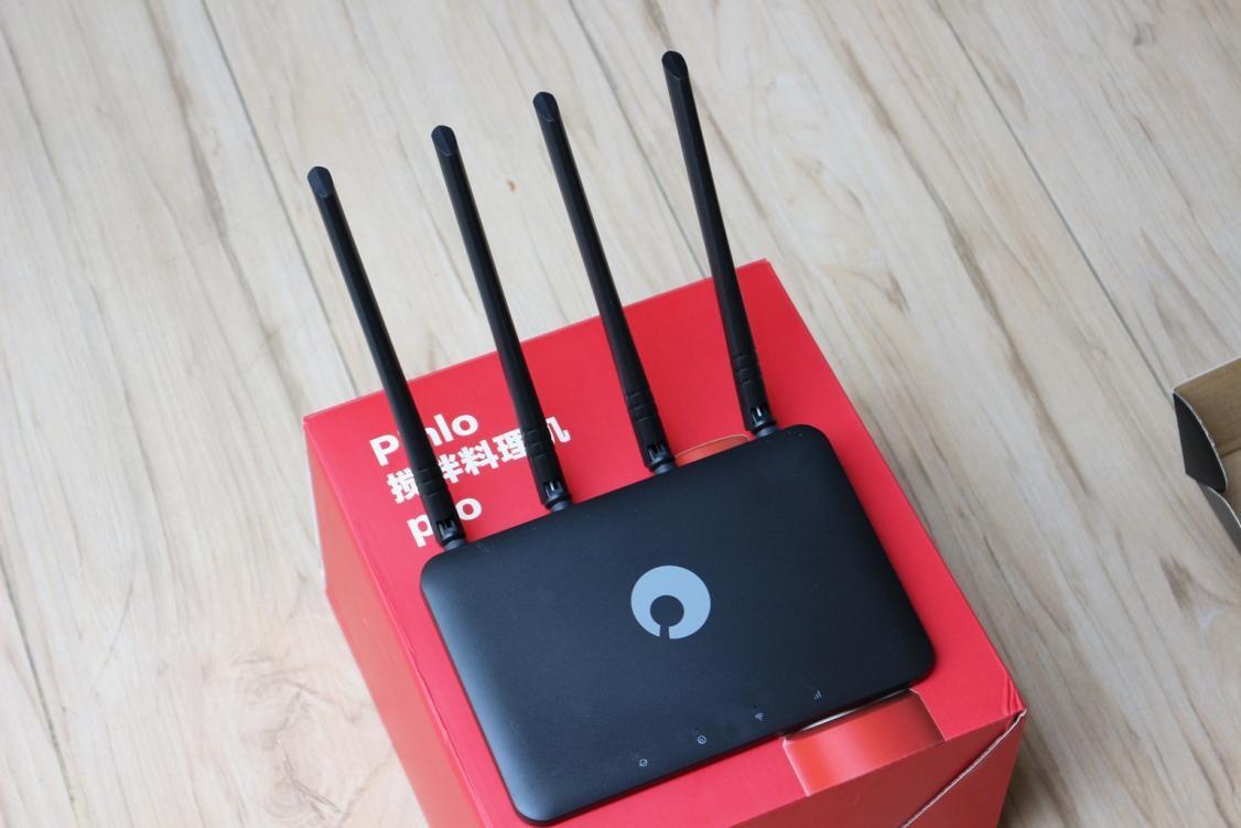 有電就有網,工地上網方案,蒲公英X4C 4G路由器體驗