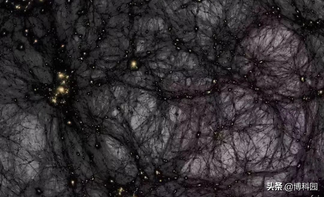 """欧空局""""欧几里得""""望远镜,今年发射,或将能看见神秘的暗物质"""