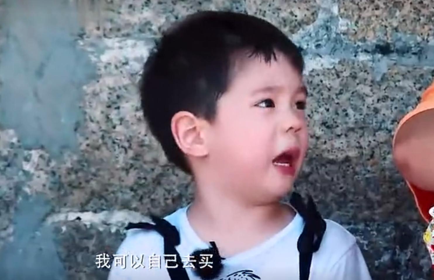 霍思燕到底做了什麼? 4歲嗯哼能隨口爆金句,還會解釋地球自轉