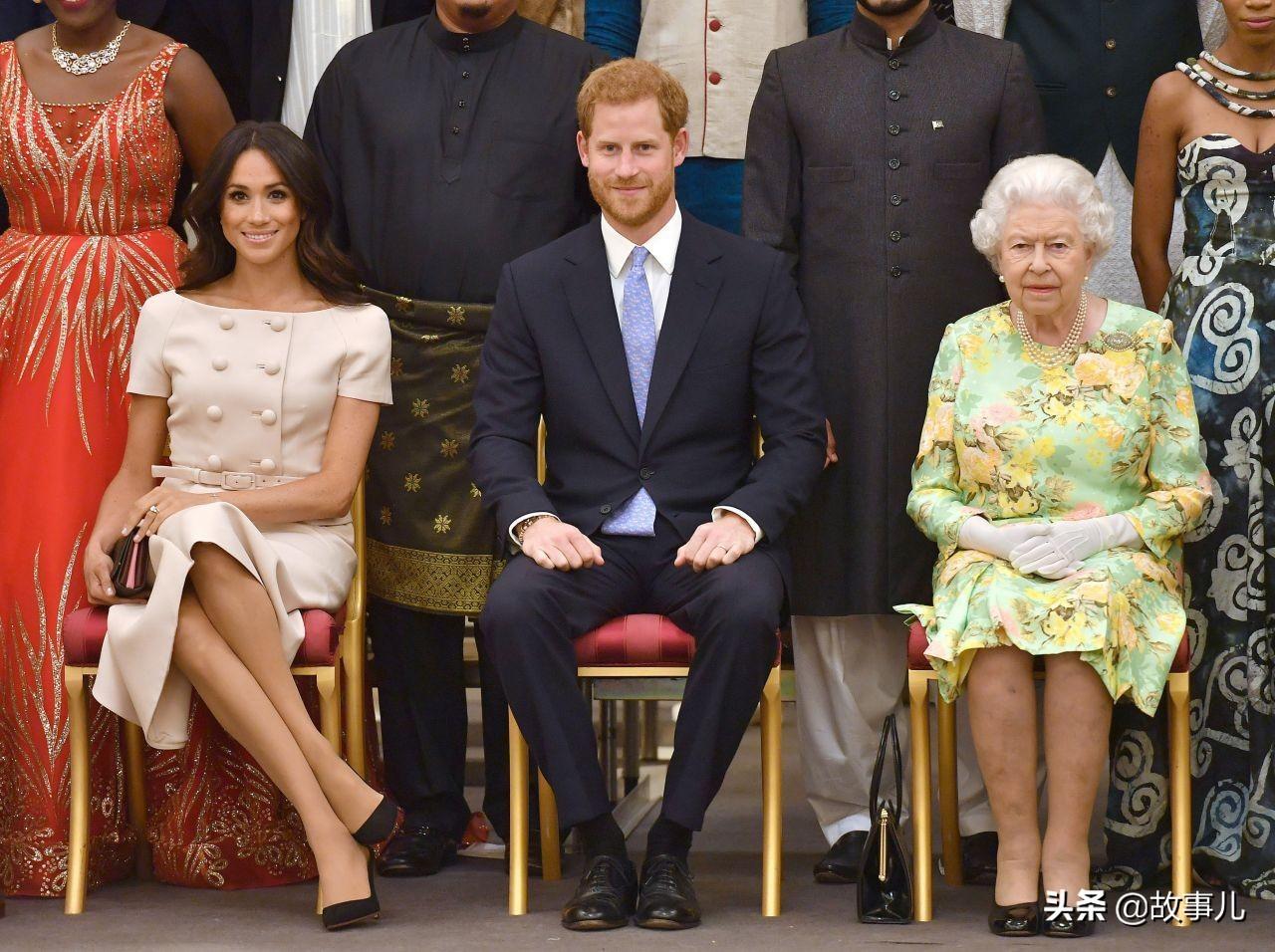 女王邀请哈里王子回家共进午餐,以缓和矛盾,但没有邀请梅根
