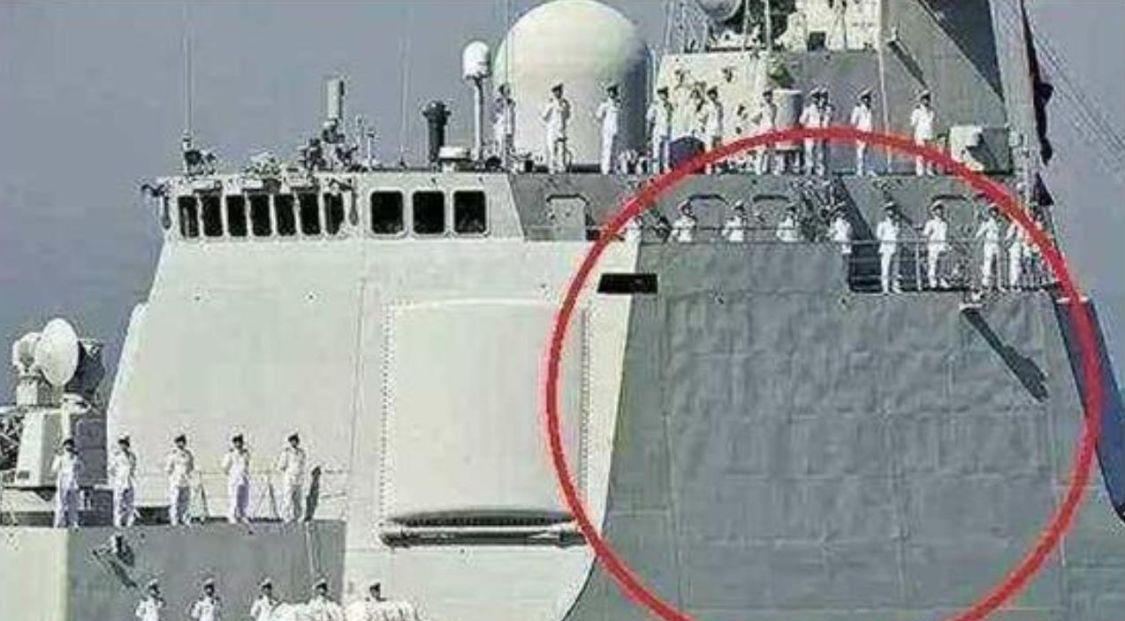 我国核潜艇和驱逐舰表面凹凸不平,宛如橘子皮?这可不是质量问题