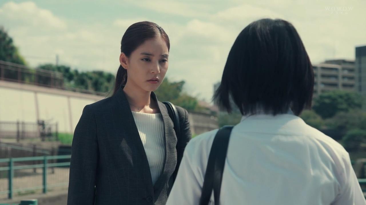 新木优子主演2020秋季犯罪悬疑剧《海妖的忏悔》高岛政伸参演