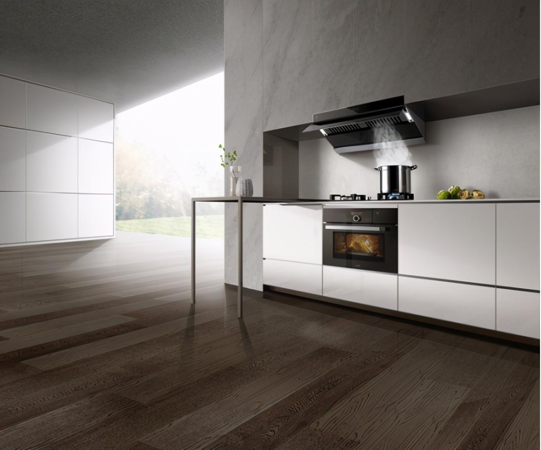 新中式厨房的新选择 方太智能新欧式油烟机