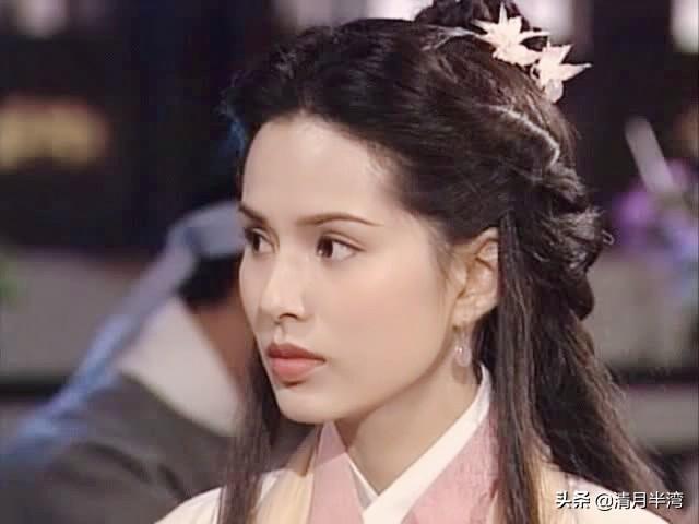 早期港剧捧红的24位古装美人,颜值巅峰期角色,个个让人眼前一亮