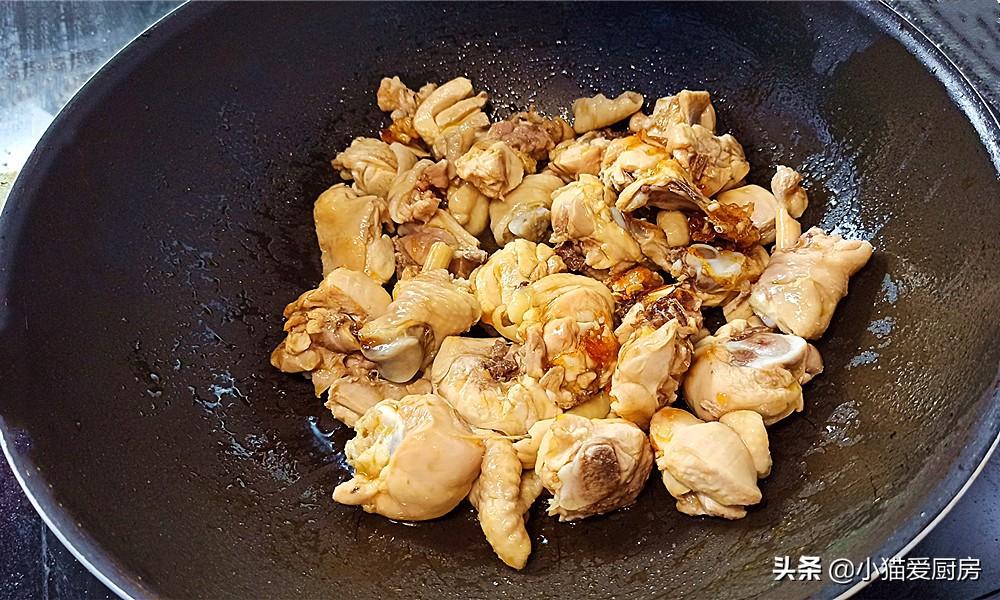 【红烧鸡大腿】做法步骤图 成菜软烂鲜香