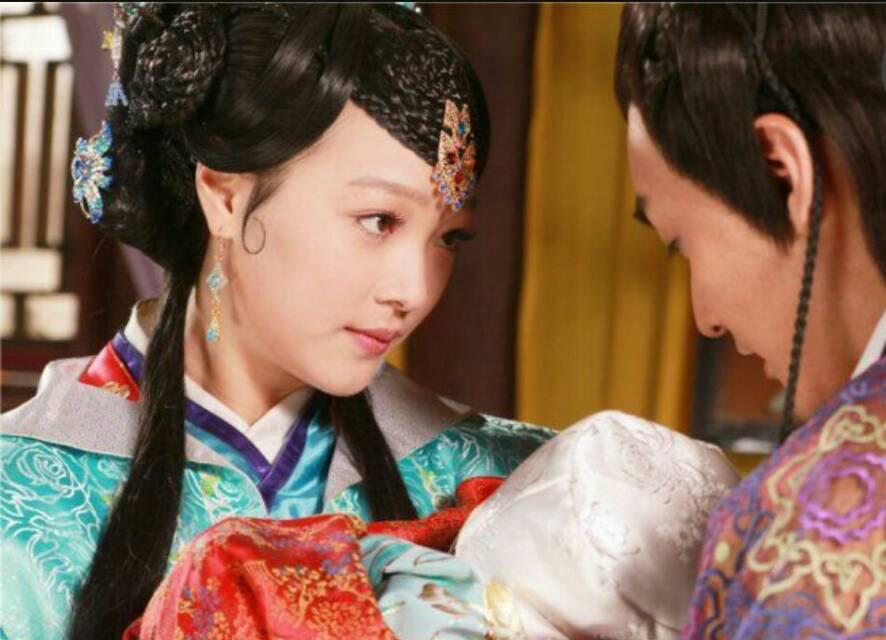 冷门古装美人何杜娟,演过的6角色一个比一个冷艳,你看过几个?