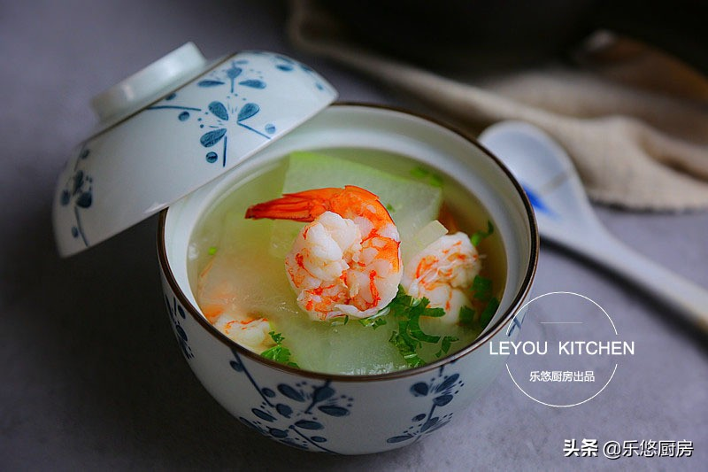6道清爽、低热量的汤,适合减肥期间喝,饭前来一碗,慢慢瘦下来 减肥汤 第2张