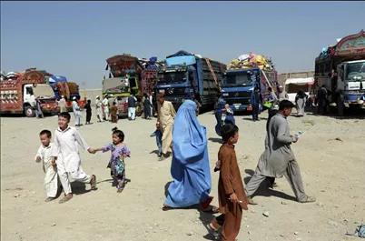 中亚五国尚未准备好接收来自阿富汗的难民