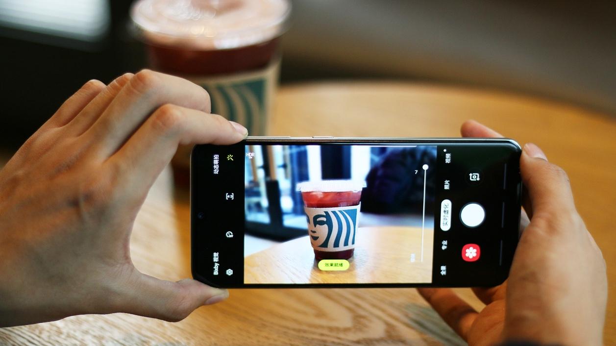 三星Galaxy A50s上手体验:绝美屏幕+精巧机身,舍不得戴保护套