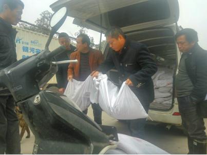湖南金风食品有限责任公司糯稻产业扶贫工作心得