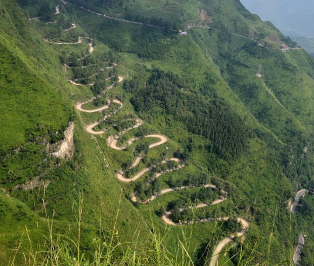 贵州省一个县,人口超20万,因为一座山而得名