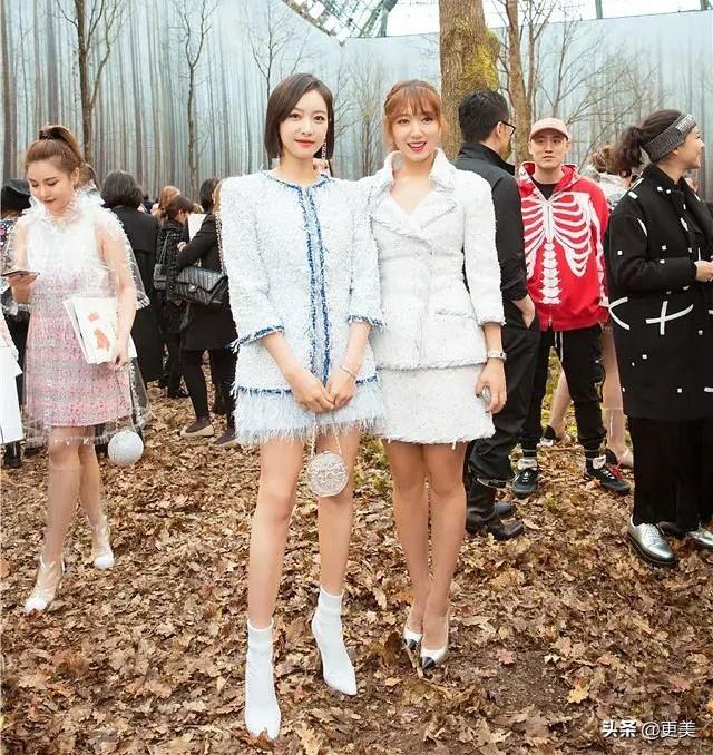 人间芭比的她离开韩式滤镜颜值暴跌,国内打光就是恐怖的照妖镜