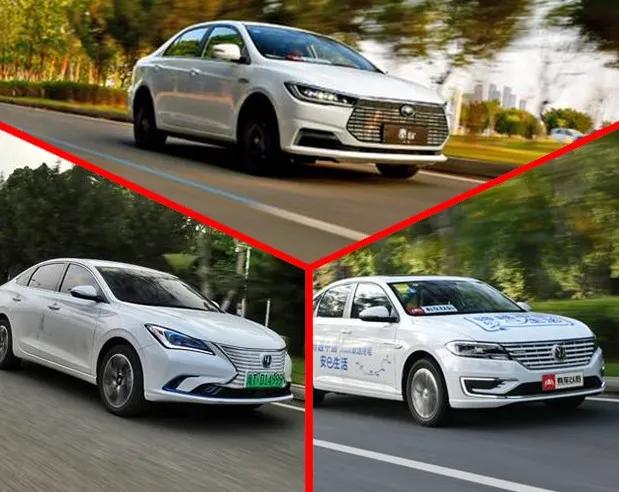15万合资与自主的真实对比 这三台车实测成绩谁最强?