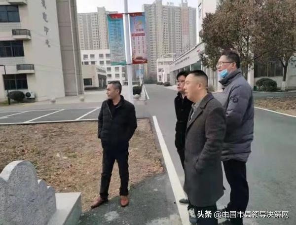 江苏建湖中专开展节前安全隐患排查