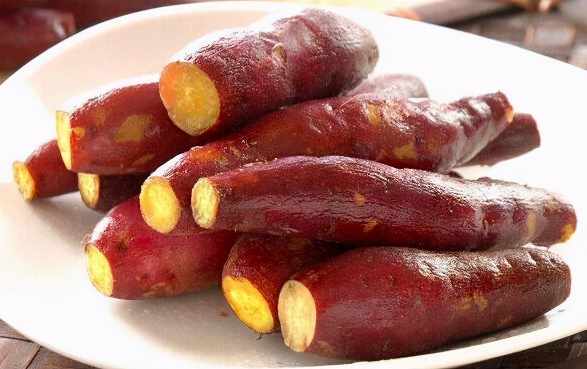 蒸紅薯,做好3個步驟,紅薯蒸好後更香甜,比直接上鍋蒸好吃幾倍