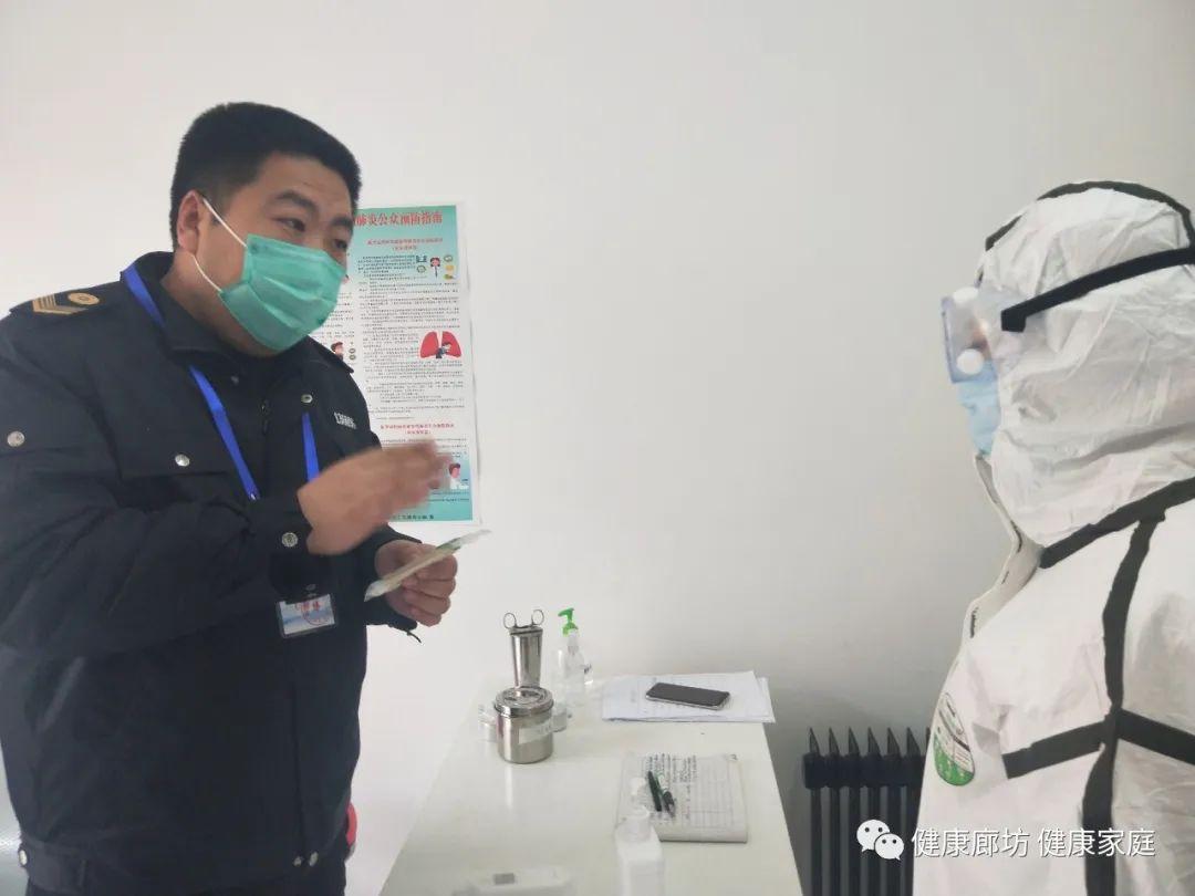 「抗疫英雄谱」致敬!廊坊卫生健康系统逆行英雄