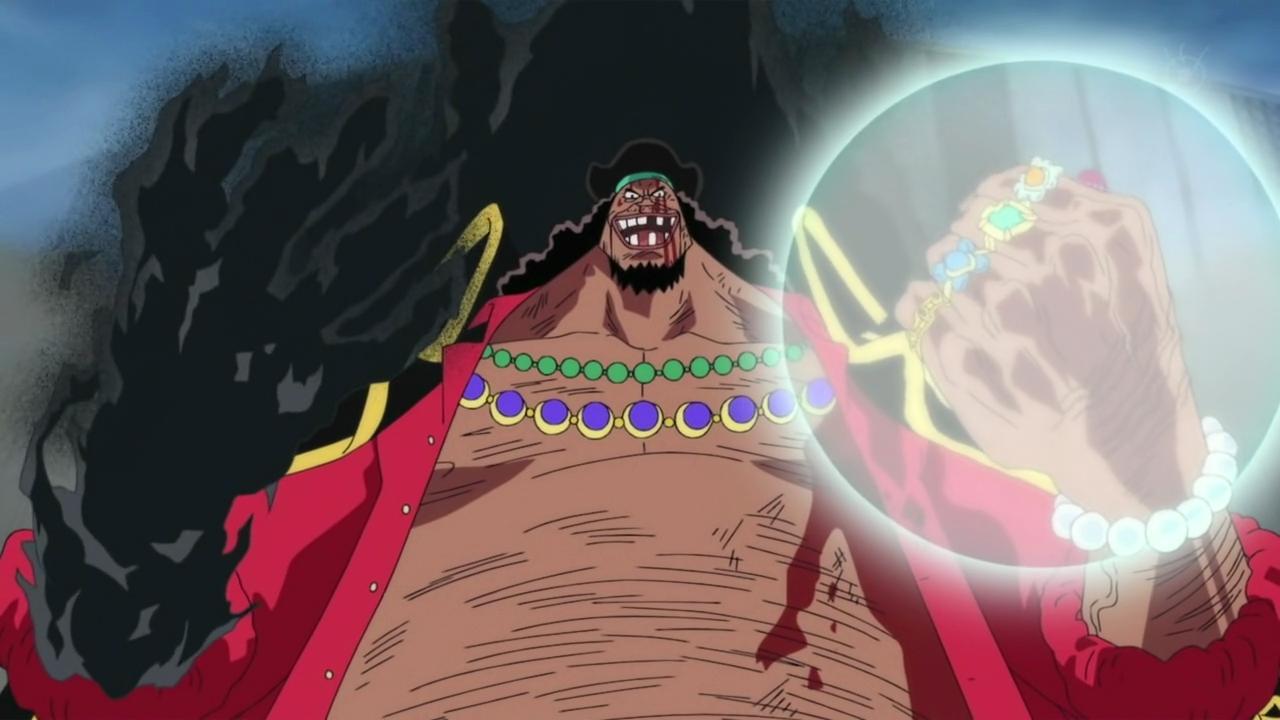海賊王:七武海排名前五的強者,黑胡子發展潛力大,甚平未能入榜