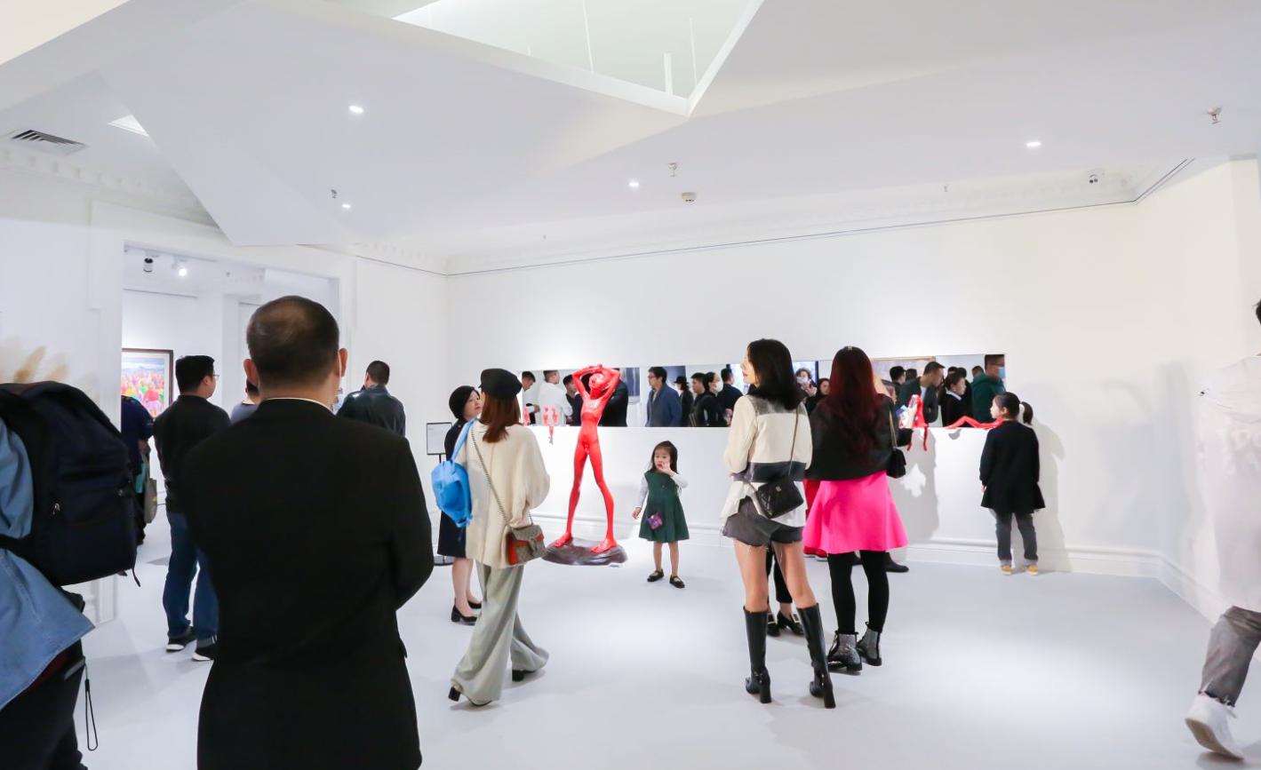 富森万博体育ManBetX登陆馆正式开馆,开启「家居艺术场景」新纪元