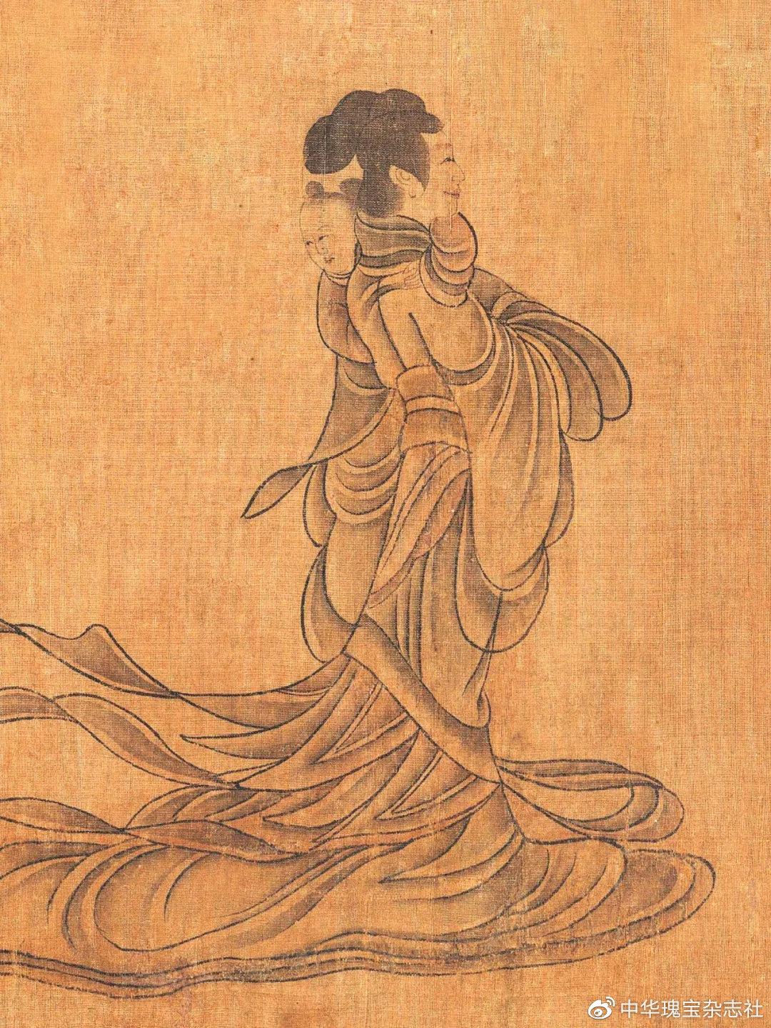 「潘铭基」历记古代女子善恶的奇书:《列女传》