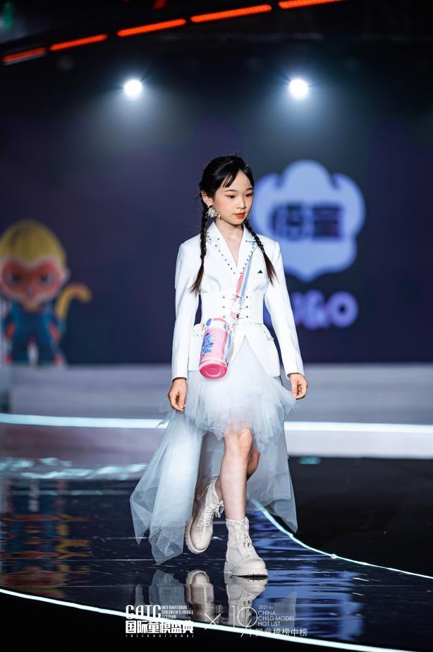 2021CATC国际童模盛典悟童品牌发布大秀
