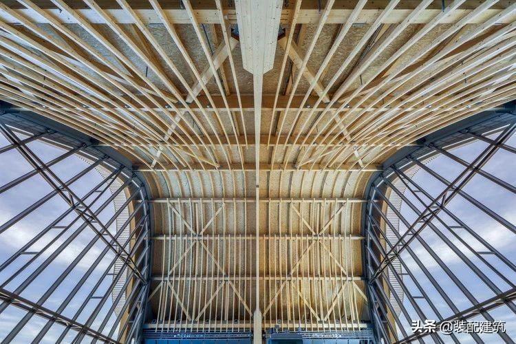 机场建筑新风潮:木结构建筑