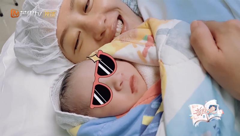"""""""辣系""""夫妇二胎剖腹产过程:每一个新生命都来之不易"""